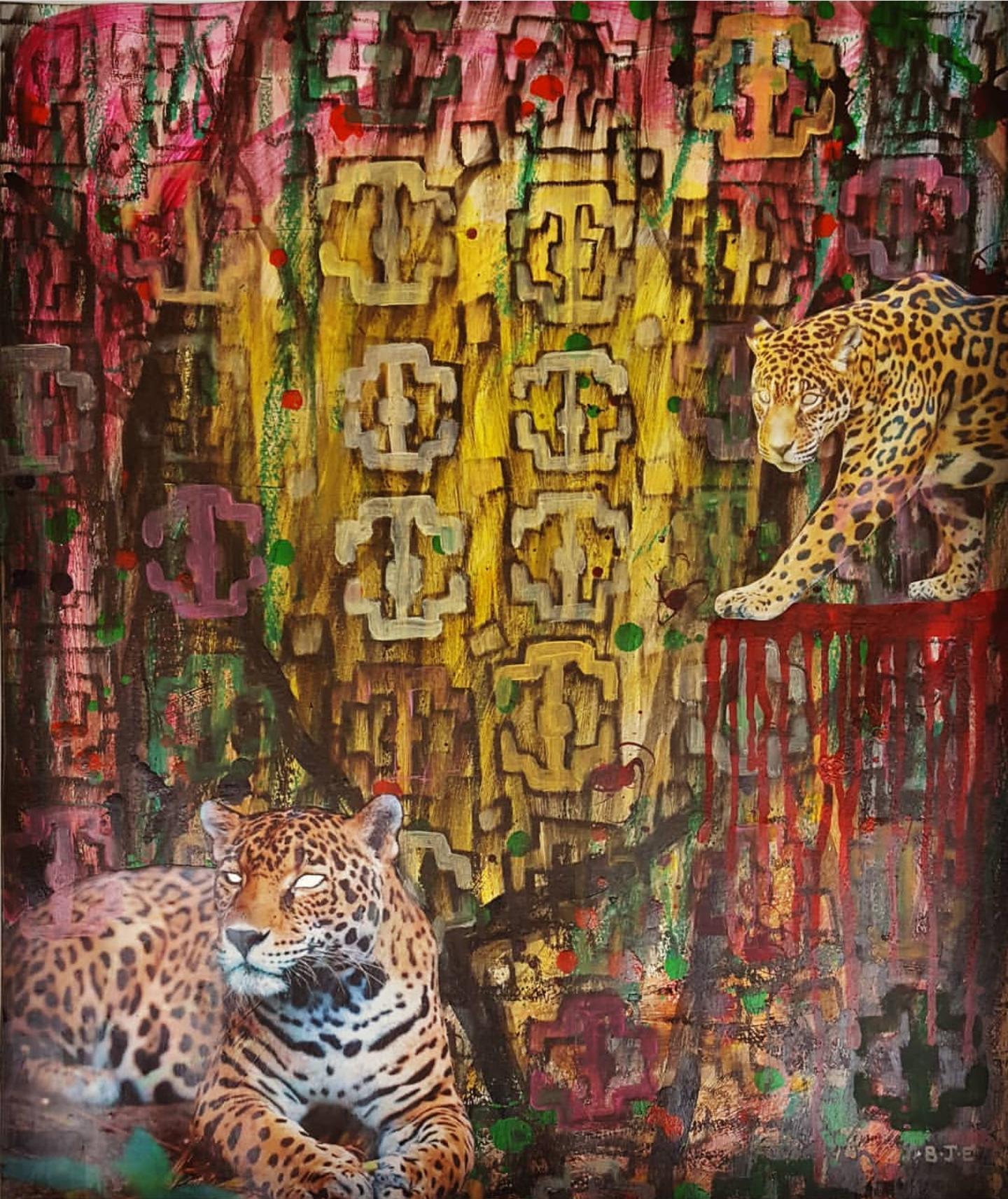 Selfportrait - I Am Jaguar ll