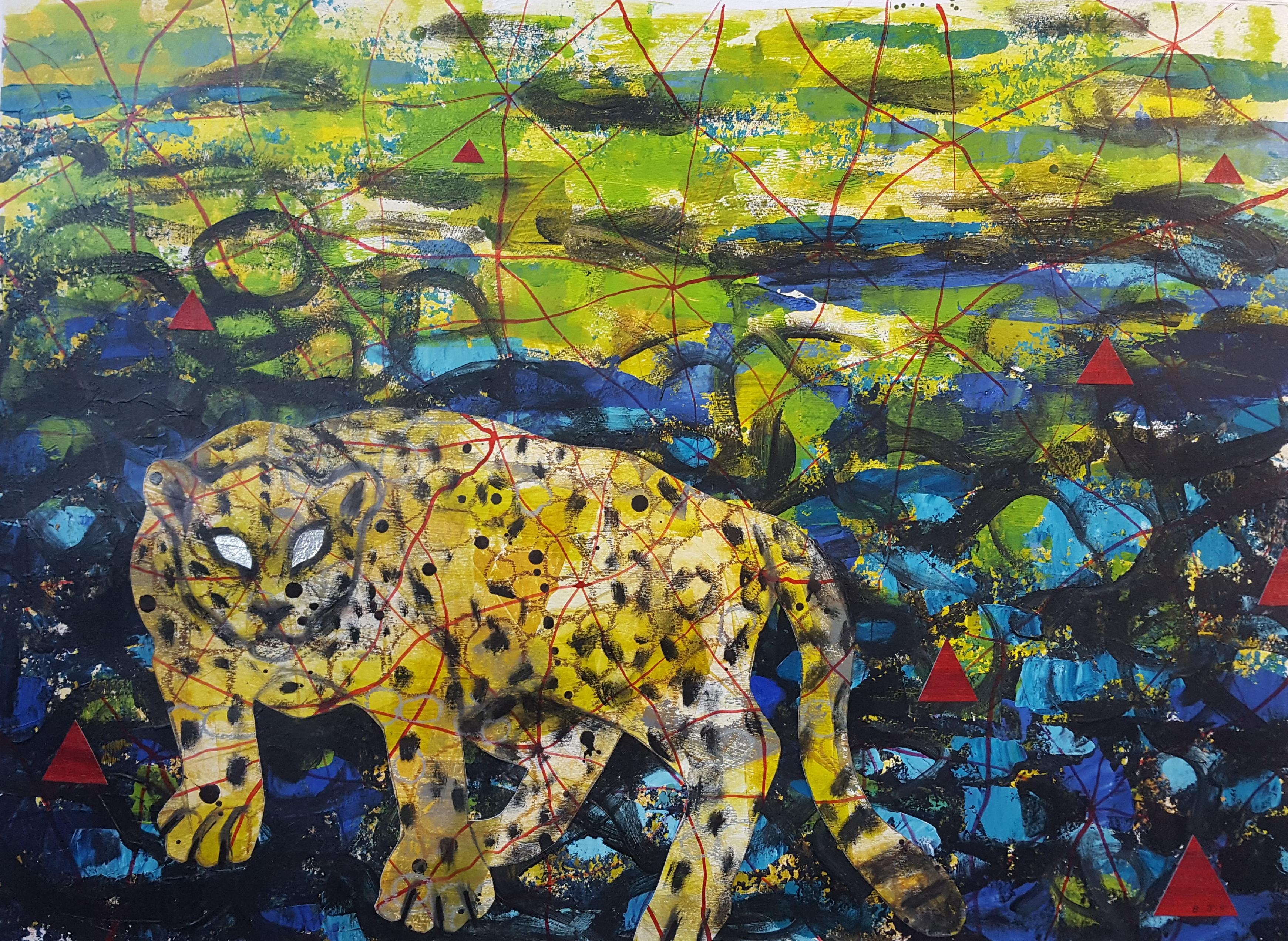 Selfportrait - I Am Jaguar